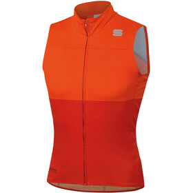 Sportful Bodyfit Pro Vest Men, fire red orange sdr